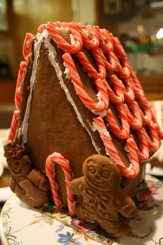Gingerbread house by M