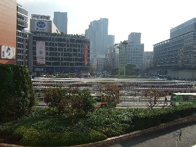 Sinjyuku Station
