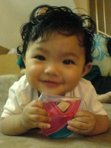 adam syahmi 8 months