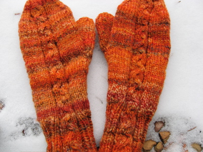 Christmas Gift Mitts