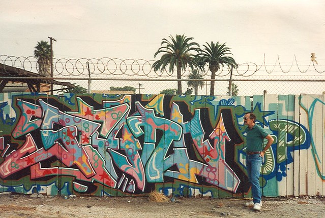 Nixon Graf Palms