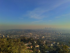 HDR: Los Angeles Skyline