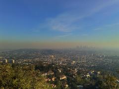 HDR: Los Angeles Skyline