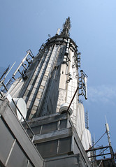 Top of the Empire State Building by lemoncat1, on Flickr