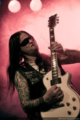 Shagrath (Rabalder74) Tags: boy music man black sunglasses rock artist play guitar band norwegian instrument string ltd esp guitarist stian musicinstrument blackmetal dimmuborgir shagrath endorser michelleblack chromedivision