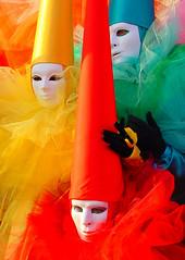 Carnevale a Venezia. Carnival to Venice, Carnaval de Venise