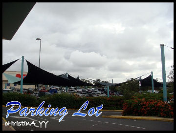 K-Mart Parking Lot
