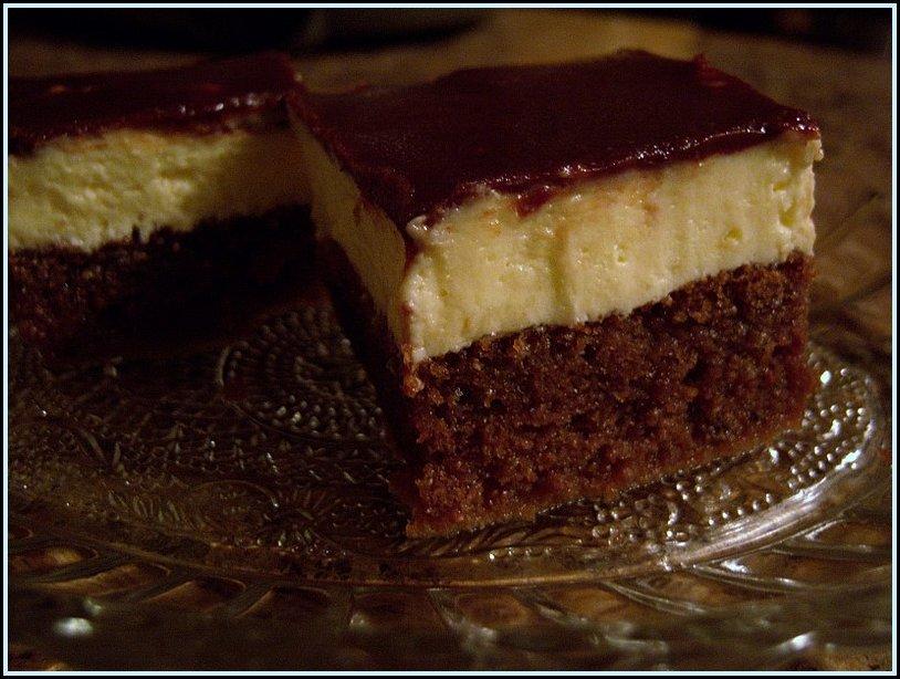 Chocolate Ice Cube Cake | Ledene Kocke Recipe — Dishmaps