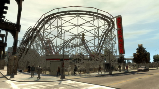 GTA IV Cyclone