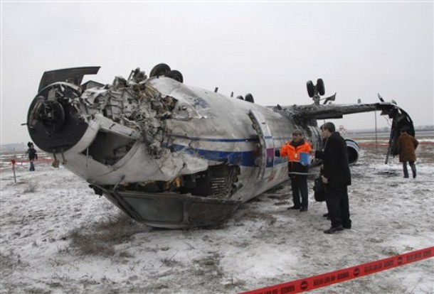 ARMENIA PLANE CRASH