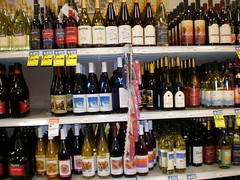 Does Meijer stores carry representative sampling of Michigan wines?