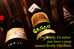Really Old Wine