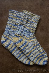 2X2 Triple T Socks