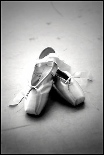 Color contest Black & White. Thanks to all who voted. You chose Ballet