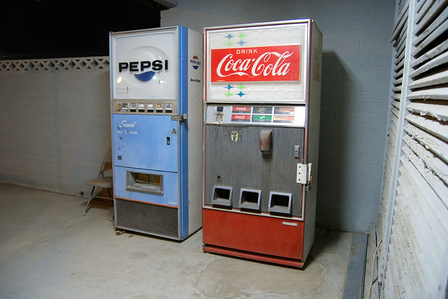 Pepsi or Coca-Cola