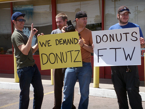 We Demand Donutz