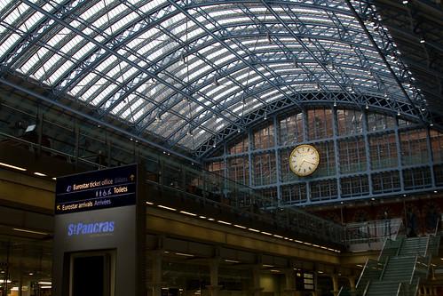 St Pancras Station - Eurostar.jpg