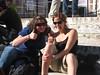 Melissa, myself and my crazy windb…