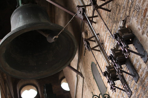 Sevilla, Spain - The Cathedral, Bell