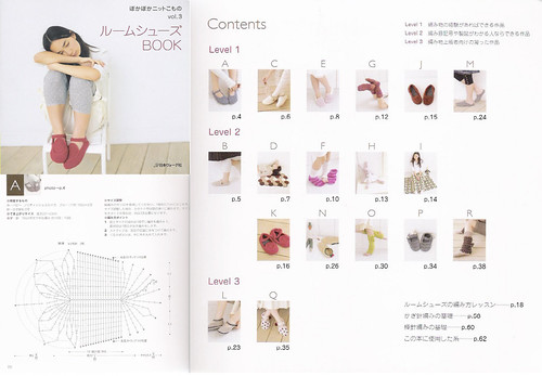 japanese craft book blog giveaway -slipper book