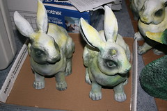 Two undead rabbits no waiting