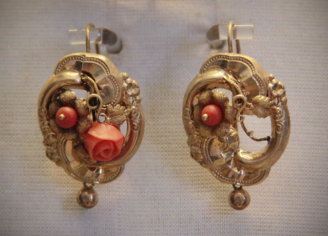 Hungarian 19th century jewellery