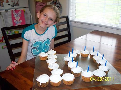 veda's 10th birthday