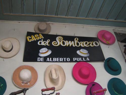 Alberto Pulla's shop