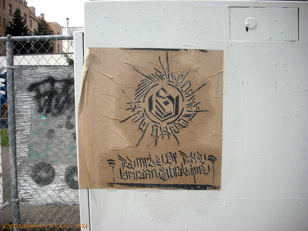 pasteup - Oakland, Ca