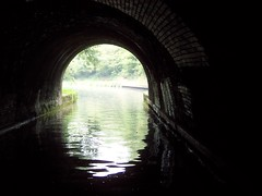Blisworth Tunnel (crwilliams) Tags: canal tunnel date:year=2005 date:month=september date:day=21 date:hour=11 date:wday=wednesday