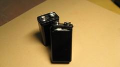 Battery Cute原本的電池 (Cujan) Tags: battery block r22 9volt 電池 rechargeable nimh 9v pp3 hydride 鎳氫電池 充電電池 nickelmetal ニッケル・水素蓄電池 9v形 006p型
