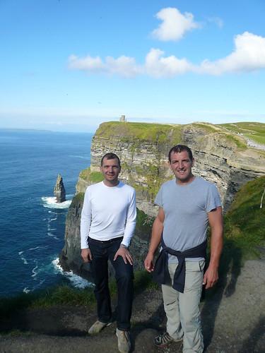 20072007-10-04_07 Claudio e Giorgio in Irlanda (27)