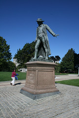Colonel William Prescott - Bunker Hill Memorial
