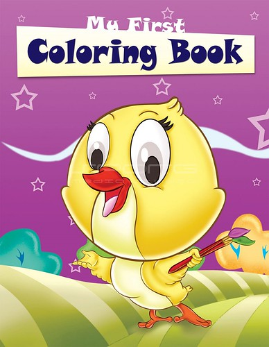 Coloring Book - Cover Page - a photo on Flickriver