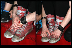 elisamontesshoes (paolamanfredi) Tags: pop supernova blondie backstage nochedebrujas elisamontes camarn