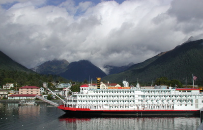 Empress of the North, Sitka