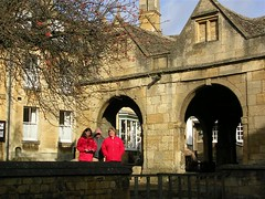 The market hall (Jen and Cam) Tags: cotswolds chipping campden