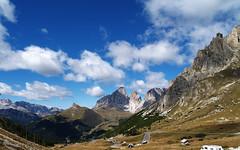 Italia Dolomiti Panorama Passo Pordoi (arjuna_zbycho) Tags: italia olympus dolomites dolomiti e500 abigfave ultimateshot