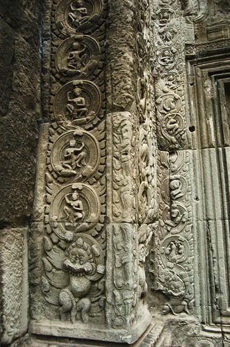 Ta Prohm 塔普倫寺
