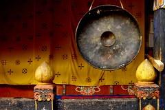 Temple (blogmulo) Tags: travel temple october bhutan buddhism viajes dzong paro 2007 druk blogmulo