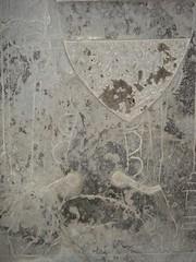 ca. 1350 - 'Rigaes (+1349) and Louis (+1365) de Thys', glise Saint-Pierre, Thys, Crisne, province of Lige, Belgium (roelipilami) Tags: church monument saint st louis belgium belgique pierre incised belgi kirche sint lord peter richard heer liege belgica glise kerk eglise luik dalle slab belgien 1365 funraire seigneur grabmal 1349 pieterskerk thys grafmonument grafzerk crisne grafplaat rigaes