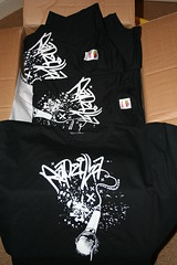 Rapzilla T-shirt IS AVAILABLE!