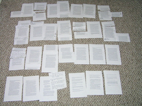 Thesis in Pieces
