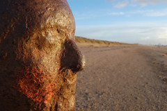 crosby_beach_0011 (shuunyanet) Tags: anthonygormley anotherplace crosbybeach