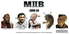 MIB2 (Aliwood Studios) Tags: usa film movie election funny iran president political cartoon presidential hollywood iranian