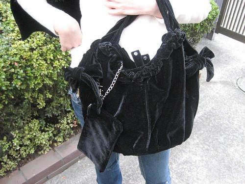 velour bag 2