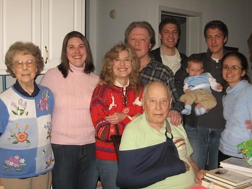 christmas 2007 -- family 4