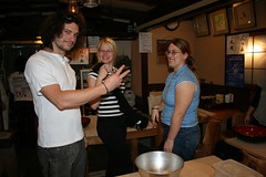 IMG_4267.JPG (drapelyk) Tags: friends japan osaka makingsoba sobarestaurant sobaclass