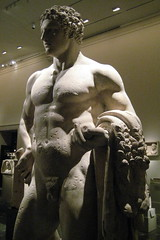 NYC - Metropolitan Museum of Art - Youthful Hercules (wallyg) Tags: nyc newyorkcity sculpture ny newyork art statue museum greek nhl roman manhattan landmark ues gothamist artmuseum mythology metropolitanmuseum hercules greekmythology themet uppereastside metropolitanmuseumofart herakles flavian museummile nationalhistoriclandmark nationalregisterofhistoricplaces usnationalhistoriclandmark nrhp aia150 usnationalregisterofhistoricplaces newyorkcitylandmarkspreservationcommission nyclpc greekandromangalleries marchesevincenzogiustiniani leonlevyandshelbywhitecourt