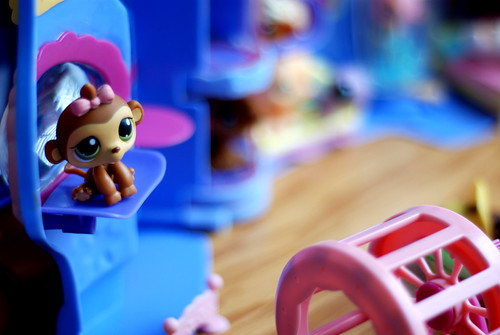 Littlest Pet Shop by DougHumphries.
